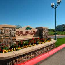 Rental info for The Orchards at Cherry Creek Park