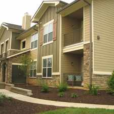 Rental info for Reserve At Fountainview in the St. Peters area