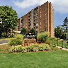 Rental info for Cedar Gardens and Towers