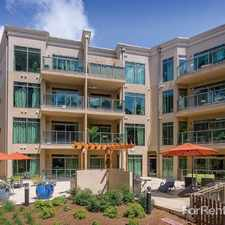 Rental info for 1045 on the Park Apartment Homes in the Atlanta area
