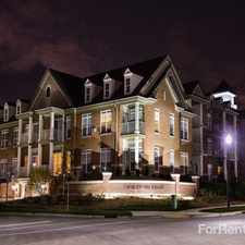 Rental info for Georgetown Square