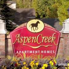 Rental info for Aspen Creek Apartment Homes- Kirkland
