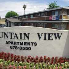 Rental info for Mountain View