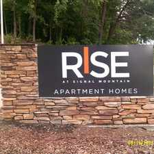 Rental info for Rise at Signal Mountain