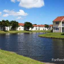 Rental info for The Glen at Lauderhill