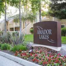 Rental info for Amador Lakes