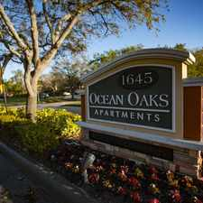Rental info for Ocean Oaks in the 32129 area