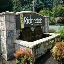 Rental info for Ridgedale