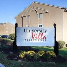 Rental info for University Villa Apartments