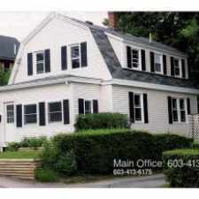 Rental info for 165 Bartlett Street in the Portsmouth area