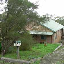 Rental info for Four Bedroom Family Home in the Sydney area