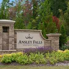 Rental info for Ansley Falls in the Charlotte area