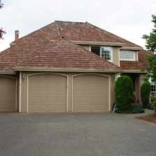 Rental info for Spacious 4 bedroom plus den, 2.5 bath, 2-story in the Sammamish area