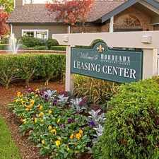 Rental info for Bordeaux Apartment Homes in the Bothell area