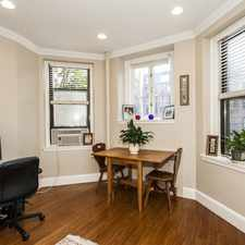 Rental info for 228 Commonwealth Ave #4 in the Boston area