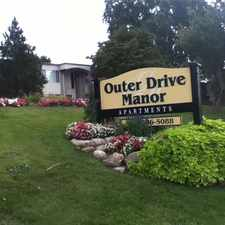 Rental info for Outer Drive Manor