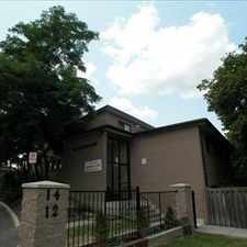 Rental info for Islington and Bergamot: 12-14 Auburndale Court, 2BR in the Elms-Old Rexdale area
