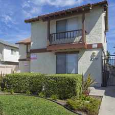 Rental info for 4775 Wilson Ave. in the San Diego area