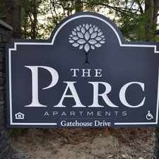 Rental info for The Parc at Medfield