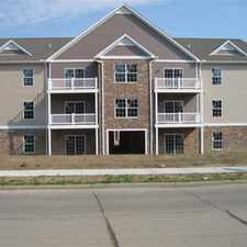 Rental info for CREEKSIDE COMMONS - 2 BDRM - Presented by Kathy Forchione of Cutler Real Estate