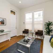 Rental info for 6 Godeus St in the Bernal Heights area