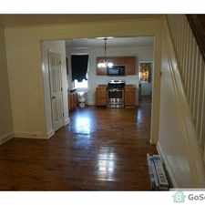 Rental info for Newly Renovated Townhouse; Section 8 MBQ Welcome in the Baltimore area