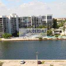Rental info for 2751 South Ocean Drive in the Hallandale Beach area