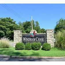 Rental info for Windham Chase in the Spanish Lake area