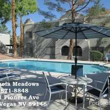 Rental info for Sequoia Meadows