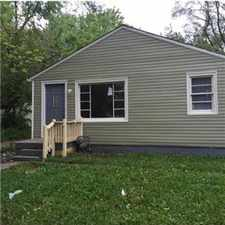 Rental info for 2833 E Vermont in the Indianapolis area