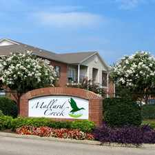 Rental info for Mallard Creek Apartments