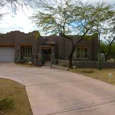 Rental info for Ranch Realty 5 Bedroom Furnished Scottsdale Rental