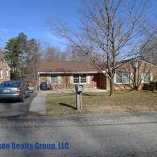 Rental info for Large Ranch on Lonna Drive - Fresh and move in ready