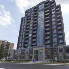 Rental info for The Brock - Downtown Burlington - One Bedroom Apartment for Rent