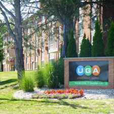 Rental info for UGA Apartments & Townhomes