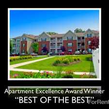 Rental info for Castle Ridge Luxury Apartment Homes