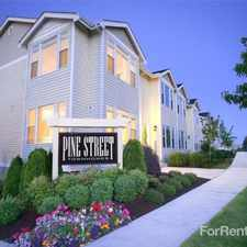 Rental info for Pine Street Townhomes