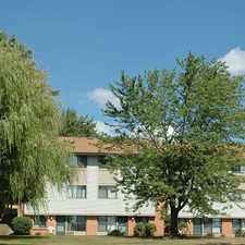 Rental info for Sunset Apartments in the Waukesha area