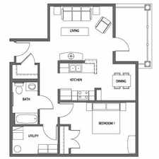 Rental info for Heritage Park Apartments