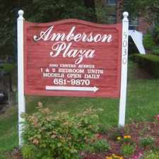 Rental info for Amberson Plaza Apartments in the 15213 area