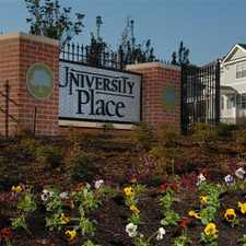 Rental info for University Place Apartments