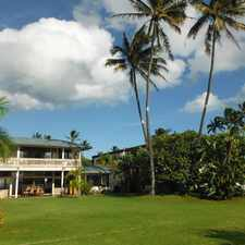 Rental info for Large Oceanfront Home