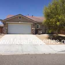 Rental info for Nice 3 bedroom 2 bath home located in Adelanto