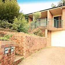 Rental info for Split Level Home in the Sydney area