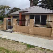 Rental info for REDUCED TO $395.00 P.W. HOME OPEN NOW CHANGED TO TUES 17 MAY 1.00 - 1.15