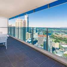 Rental info for Furnished 1 Bednroom Apartment in the Hilton in the Surfers Paradise area