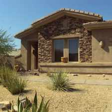 Rental info for 14122 E Geronimo Rd