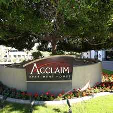 Rental info for Acclaim