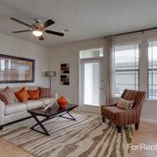 Rental info for Commons at Hollyhock, The in the Houston area