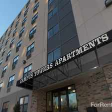 Rental info for Campus Towers
